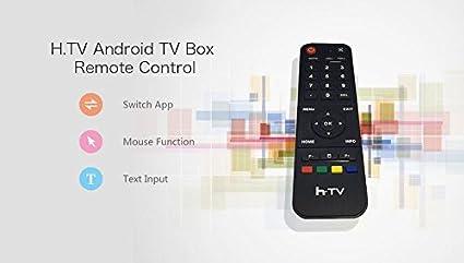 HTV, HTV2, and HTV3 HTV5 IP-TV5 IPTV5 100% HTV Original HTV TV Remote (HTV  1 3 5 Remote)