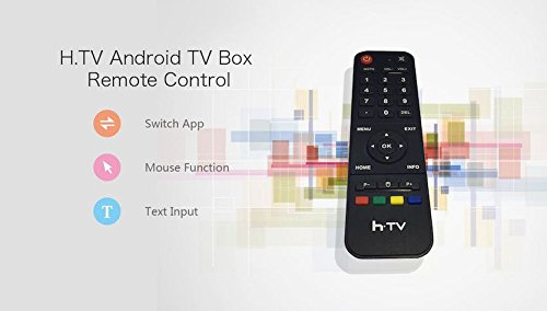 Price comparison product image Original HTV, HTV2, and HTV3 Chinese TV box replacement remote control