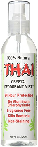 (Thai Crystal Mist - Spray, 8 oz Pack of 2)