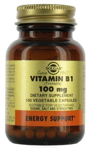 Solgar Vitamine B1 (thiamine) 100