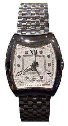 Bedat & Co. No. 3 Automatic Stainless Steel Diamond Women's Watch B314.011.109