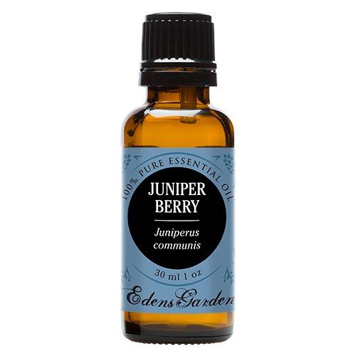 Juniper Berry 100% Pure Therapeutic Grade Essential Oil by Edens Garden- 30 ml