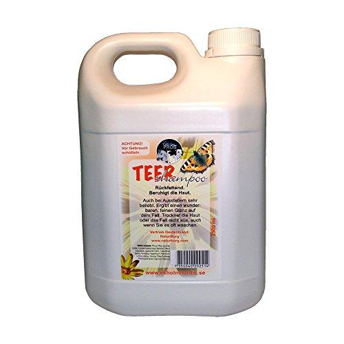 Prob Teer Shampoo 2,5 Liter Kanister - Naturprodukt aus Schweden