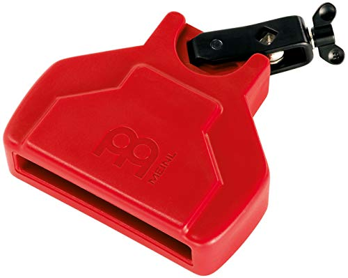 (Meinl Percussion MPE2R Low Pitch Percussion Block, Red)