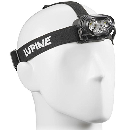 Lupine Lighting Systems BLIKA RX4 SC Smartcore Bluetooth 2100 Lumen LED Headlamp System