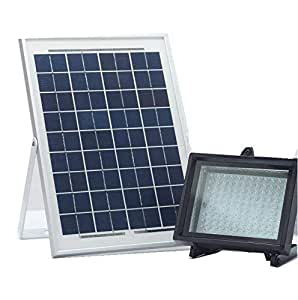 Amazon Com Bizlander Solar Light 10w 108 Led 1109