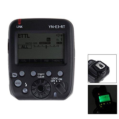 Yongnuo YN-E3-RT Flash Speedlite Transmitter for Canon 600EX-RT as ST-E3-RT by YONGNUO
