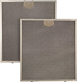Broan-Nutone BPP3FA36 Replacement Aluminum Grease Filters for QP336 by Broan-NuTone