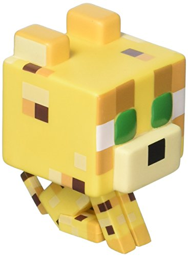 Funko POP! Games: Minecraft - Cat (styles and colors may vary) Collectible Figure