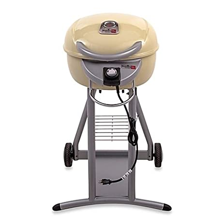 Char Broil TRU Infrared Patio Bistro 240 Electric Grill In Cream