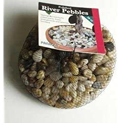 Panacea Products Corp. APN71015 Pan River Pebbles, 28-Ounce, Mixed