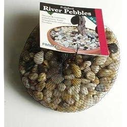 28-Ounce, Mixed River Pebbles
