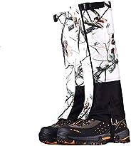 High Snow Leg Gaiters Snow Camo Legging Warmer Cover Waterproof Snow Boot Gaiters for Hiking Ski Hunting Climb
