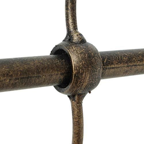 Queenwind 鋳鉄の壁に取り付けられたスタッグズヘッド鹿アントラーズハットコートストレージ X8 ホームウォールフック