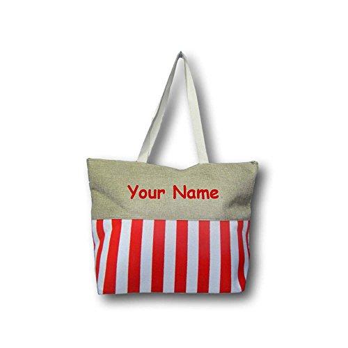 Canvas Bag Monogram - 6