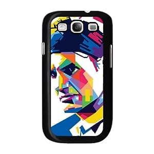 Fashion design Tennis Roger Federer Samsung Galaxy S3 9300 Cell Phone Case Black for Xmas gift YYM8959103