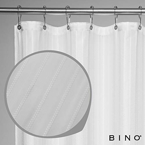 - BINO 'Newport' Fabric Shower Curtain - 70