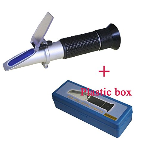 Sinotech Hand Held N-style Clinical Refractometer Test Veterinary and Human Black Grip Rhcn-200atc