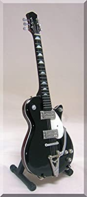 GEORGE HARRISON Miniatura Guitarra BEATLES DUO JETS: Amazon.es ...