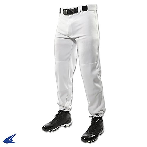 Champro Dugout Youth Baseball Pant B01I0J61YG Large|ホワイト ホワイト Large