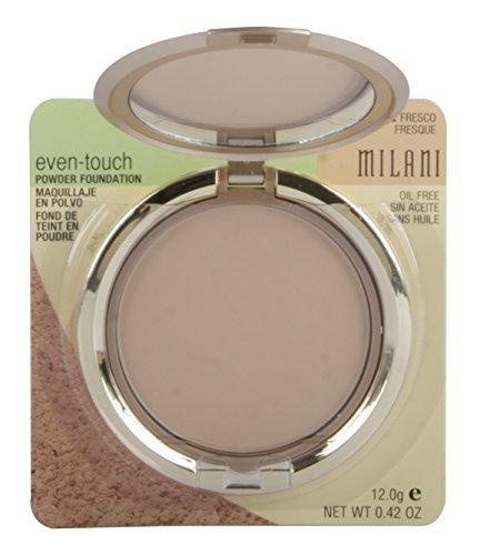(Milani Even Touch Powder Foundation, Fresco by Milani)