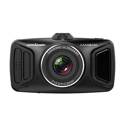 Case Saver Insert (Cansonic® UltraDash510TM Dash Cam Car Camera DVR Dashboard Digital Driving Video Recorder with Full HD 1080P, 170 Degree Wide Angle, G-sensor, WDR Superior Night Mode, Loop Recording, Parking mode, 2.7)