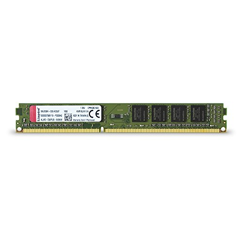 Kingston Technology 4GB 1600MHz DDR3L Non-ECC CL11 DIMM 1.35V Memory KVR16LN11/4]()