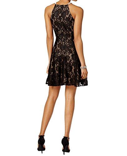 Line Lace amp Adam Betsy A Rhinestone Black Dress s Women Z6n10gwq