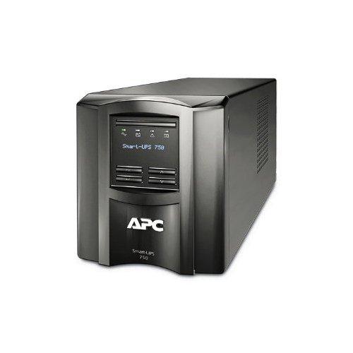APC SMT750I Smart UPS - Line-interactive - 750 VA - 500 Watt - ()