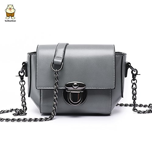 Package Xiekua match Bags Mini Bangalor All Lock Retro Bag Chain B Shoulder Leisure vwOTPq