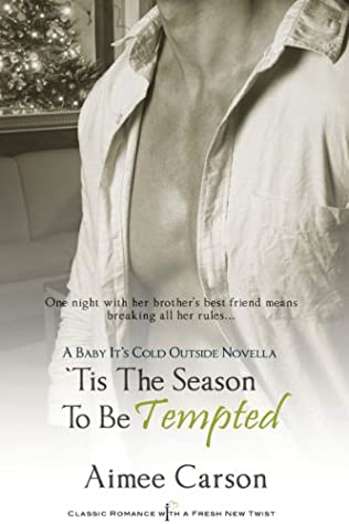 book cover of \'Tis the Season to be Tempted