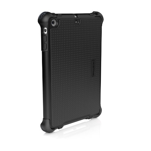 Ballistic Tough Jacket Case for Apple iPad mini, mini 2, and mini 3 - Black (Not for iPad Mini 4 )