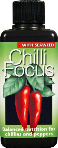 Growth Technology 05-210-100 Focus 100ml Chilli Fertilizer