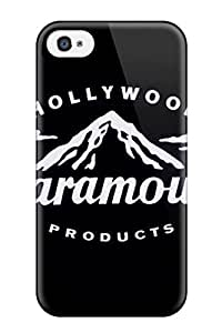 David Shepelsky's Shop Hot New Style Tpu 4/4s Protective Case Cover/ Iphone Case - Paramount Logo