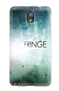 High Quality Shock Absorbing Case For Galaxy Note 3-fringe Logo Abstract Background Show People Tv Show