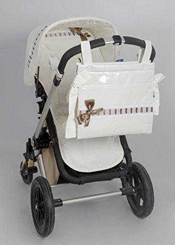 Talega Maternal lactancia carrito bebe Plastificada ...