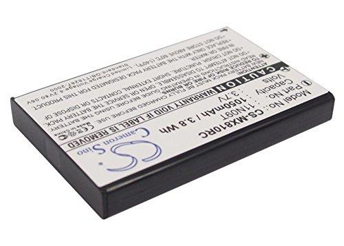 Cameron sino 1050mAh Li-ion Replacement NC0910 Battery For Universal MX-810 MX-810i MX-880 MX-950 MX-980 Remote Control