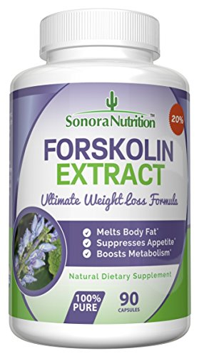 Forskolin Extract Ultimate Weight Formula product image