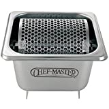 Chef Master 90021 Stainless Steel Butter Roller