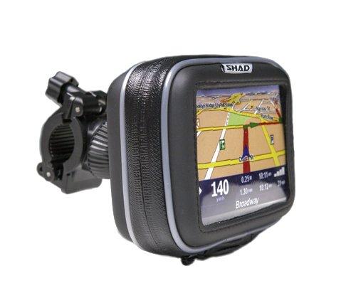 "SHAD 3.8"" GPS Mount & Case (Mirror Mount)"