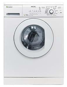 Ignis LOE 1071 - Lavadora (Independiente, Color blanco, Frente, 7 kg, 1000 RPM, A)