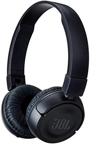 JBL Bluetooth Wireless On-Ear HeadphonesBuilt-in Remote and MicrophoneT450btBlack (Renewed)