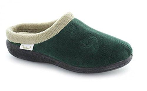 Da Lavatrice Dr Nei Casa Pelliccia Foderata Pantofole 35 Calda Ottime Lavabili 42 Keller Numeri Green Disponibili Ciabatte Dal Donna Al 5 In qEwzExRrU