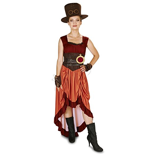 Steampunk Woman Adult Costume S (Cosplay Steampunk Costumes)