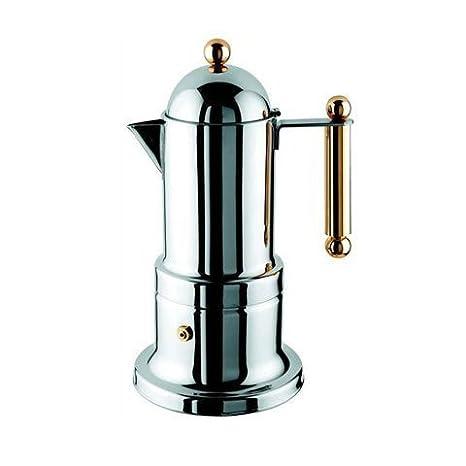 FirnFose Clásico Espresso Moka Italiana cafetera de Acero ...