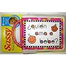 WHO Loves Baby Latino Picture Book Teether Quién Ama a Bebé Spanish Photo Album Libro De Fotos