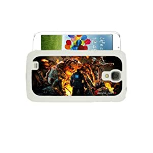 SAMSUNG GALXY S4 i9500 CASE - GEARS OF WAR COVER by ruishername
