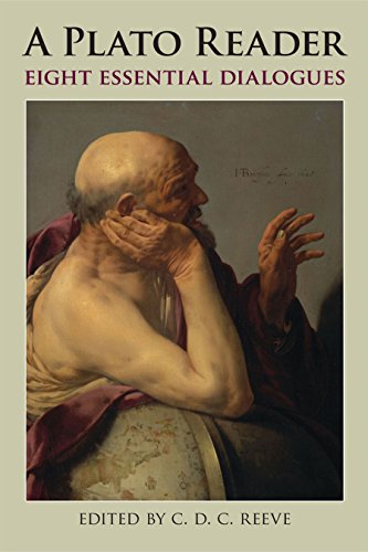 A Plato Reader: Eight Essential Dialogues (Hackett Classics)