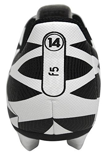 adidas Botas de Fútbol Para Hombre Negro - negro