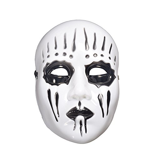 SUNBIBE Novelty Halloween Party Mask Cosplay Scary Disgusting Face Mask Terror Mask Head Mask ()